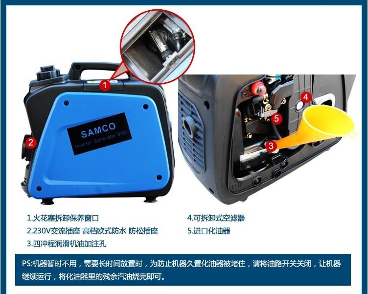 gasoline generator10