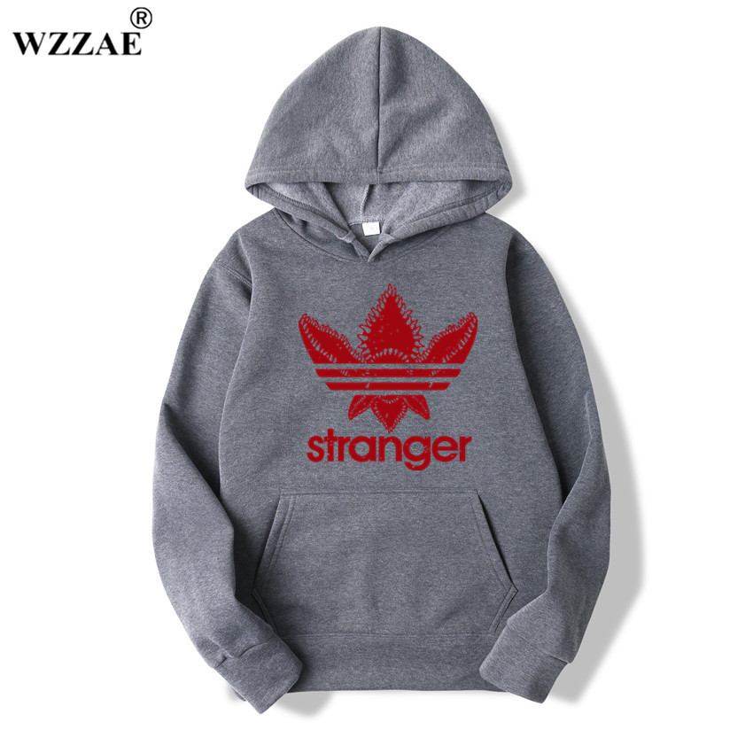 18 Brand New Fashion Stranger Things Cap Clothing Hooded Sweatshirt hoodies Men/Women Hip Hop Hoodies Plus Size Streetwear 15