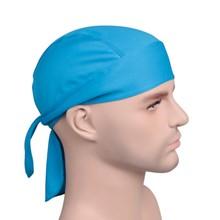 2018 Outdoor Cap Unisex Men Quick Dry Pure Head Scarf Women Headband Summer Hat Hood Headscarf