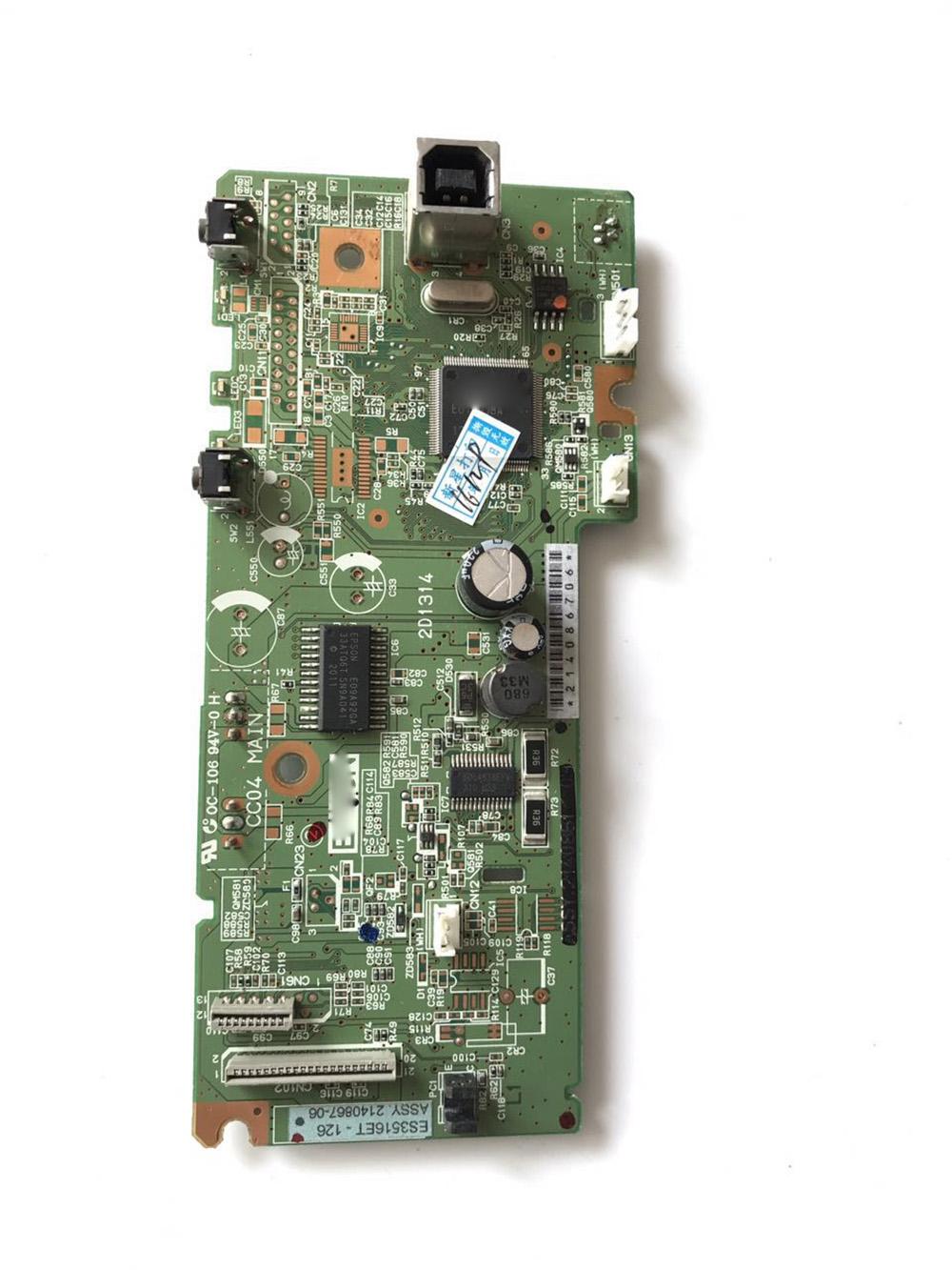 US $16 88 |Original Main board Motherboard For Epson L211 L351 L353 L360  L363 L220 L301 L110 L111 L130 L310 L303 L380 L383 printer-in Printer Parts