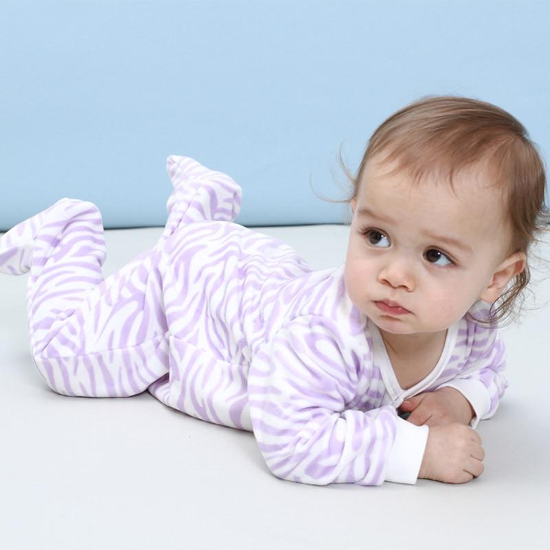 HHTU Bambino Pagliaccetti Vestiti Con Maniche Lunghe Tute per Neonati Boy  Girl Morbido Pile Bambino Tute Abbigliamento per L autunno Inverno in HHTU  Bambino ... 1f6502e8a04