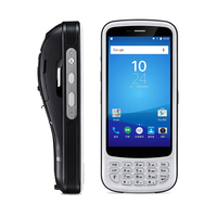 Android 6.0 Rugged IP65 Barcode Scanner Tablet With 58mm Thermal Printer