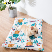 2019 Summer Cooling Mats Blanket Ice Pet Dog Bed Mats For Dogs Cats Sofa Portable Puppy Sleeping Beds Pet Accessories summer dog cooling mats cat blanket ice pet dog bed mats for dogs cats sofa portable tour camping yoga sleeping pet accessories