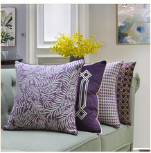 Sofa cushion cover Bay window pillowcase model bedside cushion cushion pillowcase lumbar pillowcase Cushion Cover диванная подушка cushion cover pillowcase 45 45 01 page 4