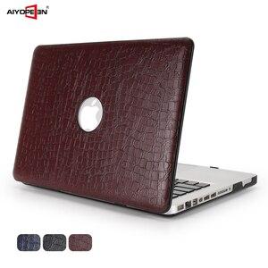 Image 5 - Für MacBook Air 13 Fall, aiyopeen PU leder mit hartplastik untere abdeckung Für MacBook Air Pro Retina 11 12 13 15