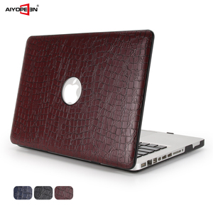 Image 5 - Чехол для MacBook Air 13, Aiyopeen из искусственной кожи с жесткой пластиковой нижней крышкой для MacBook Air Pro Retina 11 12 13 15