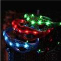 Vidrios que destellan Luminosos spiderman gafas fresco resplandor oscuro resplandor colorido juguetes para niños y adultos