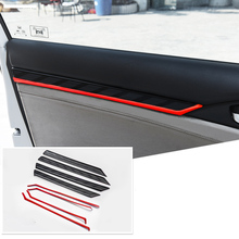Lsrtw2017 abs car door interior trims for honda civic 2016 2017 2018 2019 10th civic lsrtw2017 abs car armrest storage plate for honda civic 2016 2017 2018 2019 10 civic
