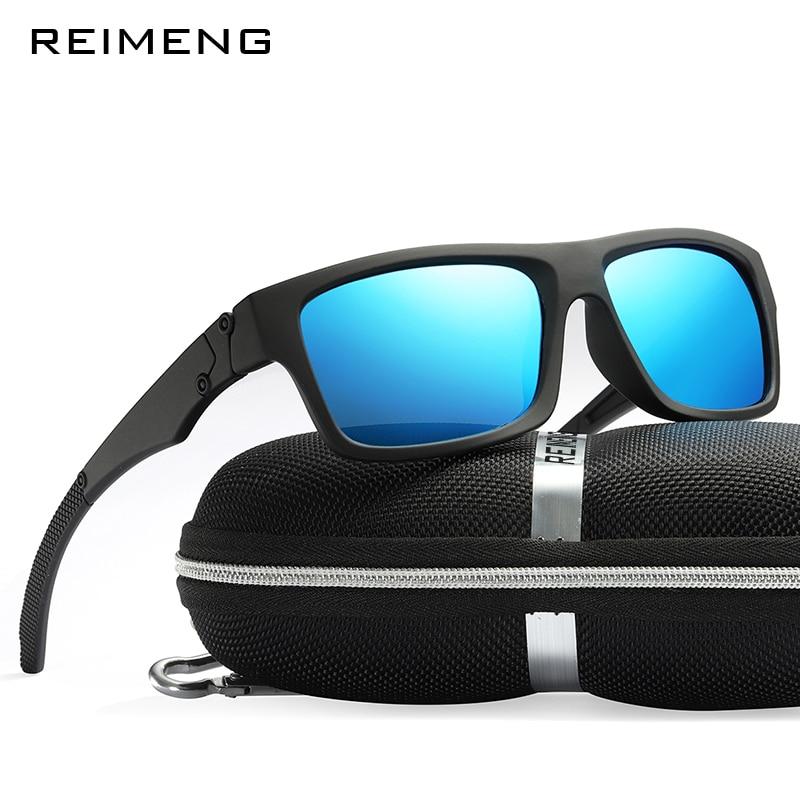 Achat REIMENG Marque Desige 2019 Haute Qualité Hommes Résine HD lunettes de Soleil  Polarisées Hommes pour Femmes Sport Lunettes de Conduite Lunettes de ... 5767c428322f