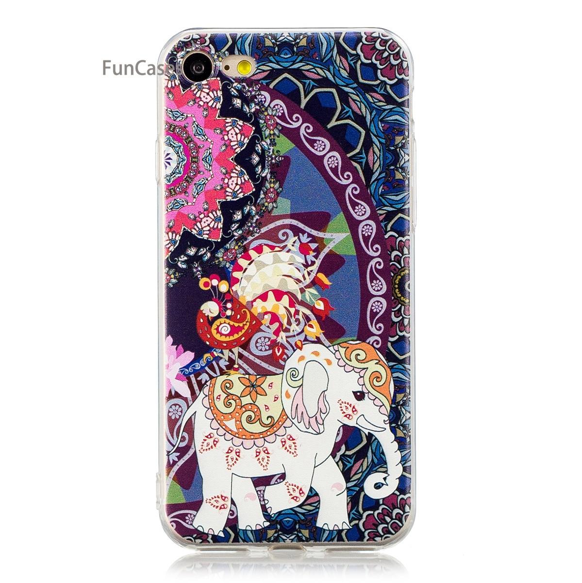 Cute Panda Phone Case sFor Estuche iPhone 7 Soft TPU Back Cover Case  Metallic Phone Accessory For iPhone 8 Handphone Ajax Luxury 8e8d0558117ef