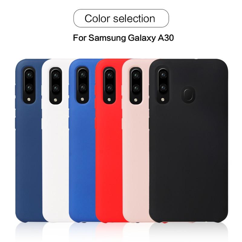 negro Galaxy a30s Hama slim pro funda de móvil Samsung Galaxy a50