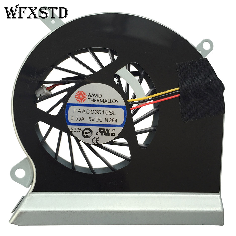 New Original Cpu Cooling Fan For MSI GE60 MS-16GA 16GC MS-16GH MS-16GF MS-16GD DC Brushless Laptop Cooler Radiators Cooling Fan yinweitai original cpu cooling fan for bsb0705hc ar57 5v 0 36a bsb0705hc dc brushless notebook laptop cooler radiators fan