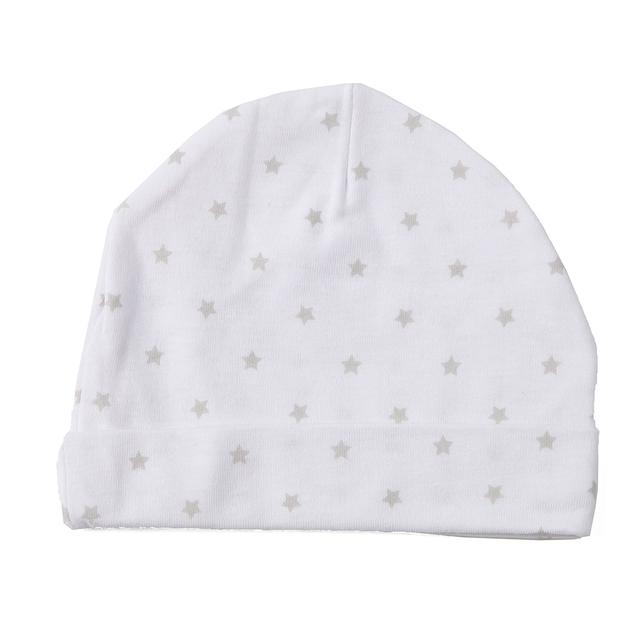Newborn's Cotton Hats 3 pcs Set