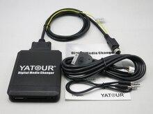 Yatour YTM07 Digital Music CD changer USB SD AUX Bluetooth  ipod iphone  interface for Volvo SC-XXX radios Mini Din MP3 Adapter