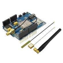 Elecrow A7 Модуль GPRS GSM GPS Щит для Arduino SMS Речи беспроводной Передачи Данных GPRS Quad Band A7 DIY Kit Смартфон