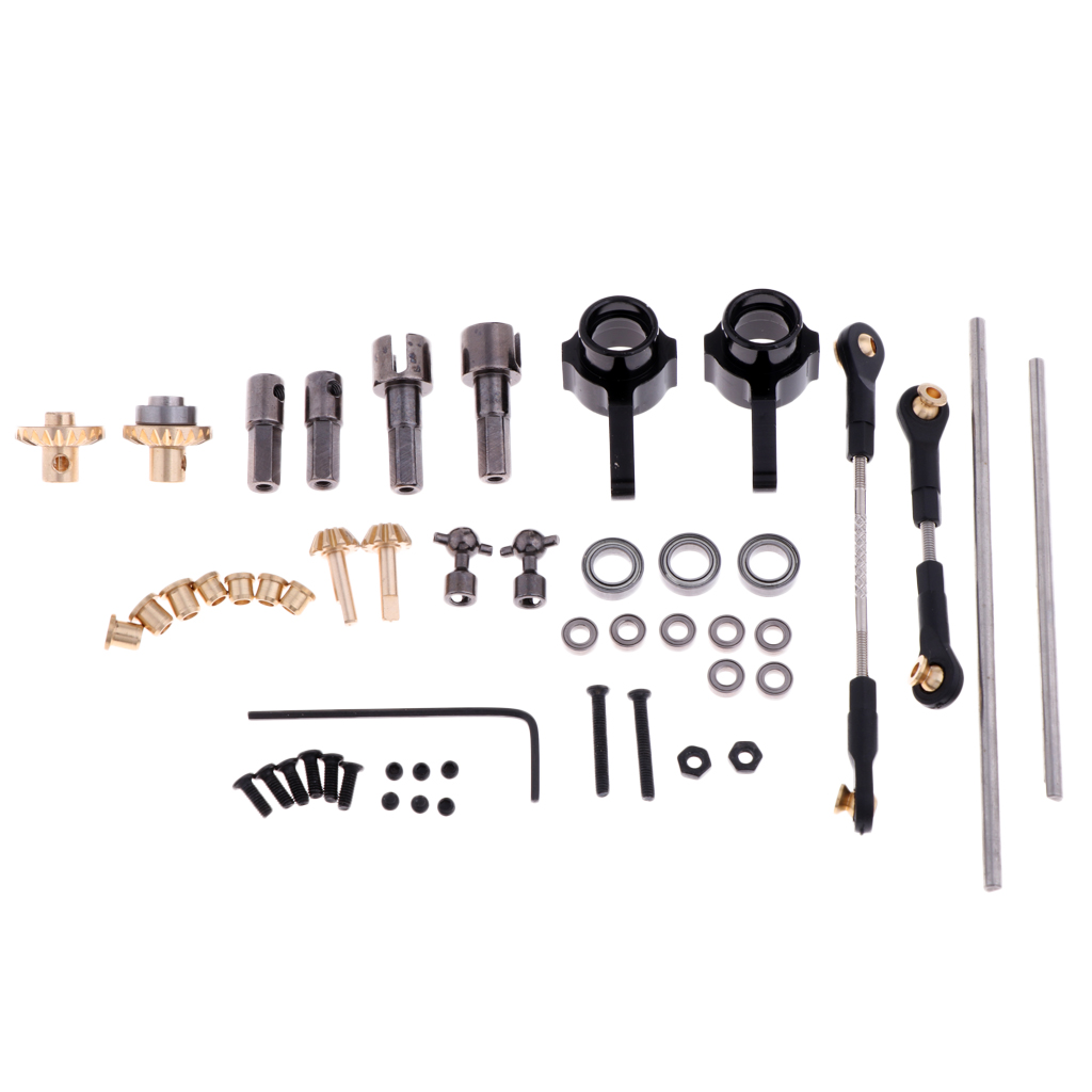 Upgrade Metal Op Accessory Set For Wpl Rc Car B14 B24 C14