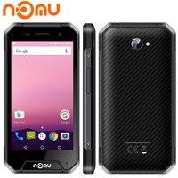 NOMU S30 Mini 4.7'' Smartphone Android 7.0 3GB RAM+32GB ROM IP68 Waterproof Shockproof Rugged Phone Dual 4G Unlocked Cell Phones