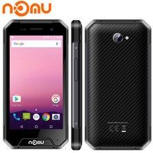 """Ному S30 Mini 4.7 """"смартфон Android 7.0 3 ГБ Оперативная память + 32 ГБ Встроенная память IP68 Водонепроницаемый противоударный прочный телефон двойной 4 г разблокирована сотовых телефонов"""