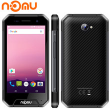 "NOMU S30 Mini Mobile Phone Android 7.0 3GB RAM 32GB ROM MTK6737T IP68 Waterproof Shockproof Dust 3000mAh 4.7""4G LTE Smartphone"