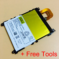 Top Quality Battery Replace For SONY Xperia Z1 Honami C6902 L39h C6903 C6906 C6943 Mobile Phone Backup Baterai LIS1525ERPC Tools