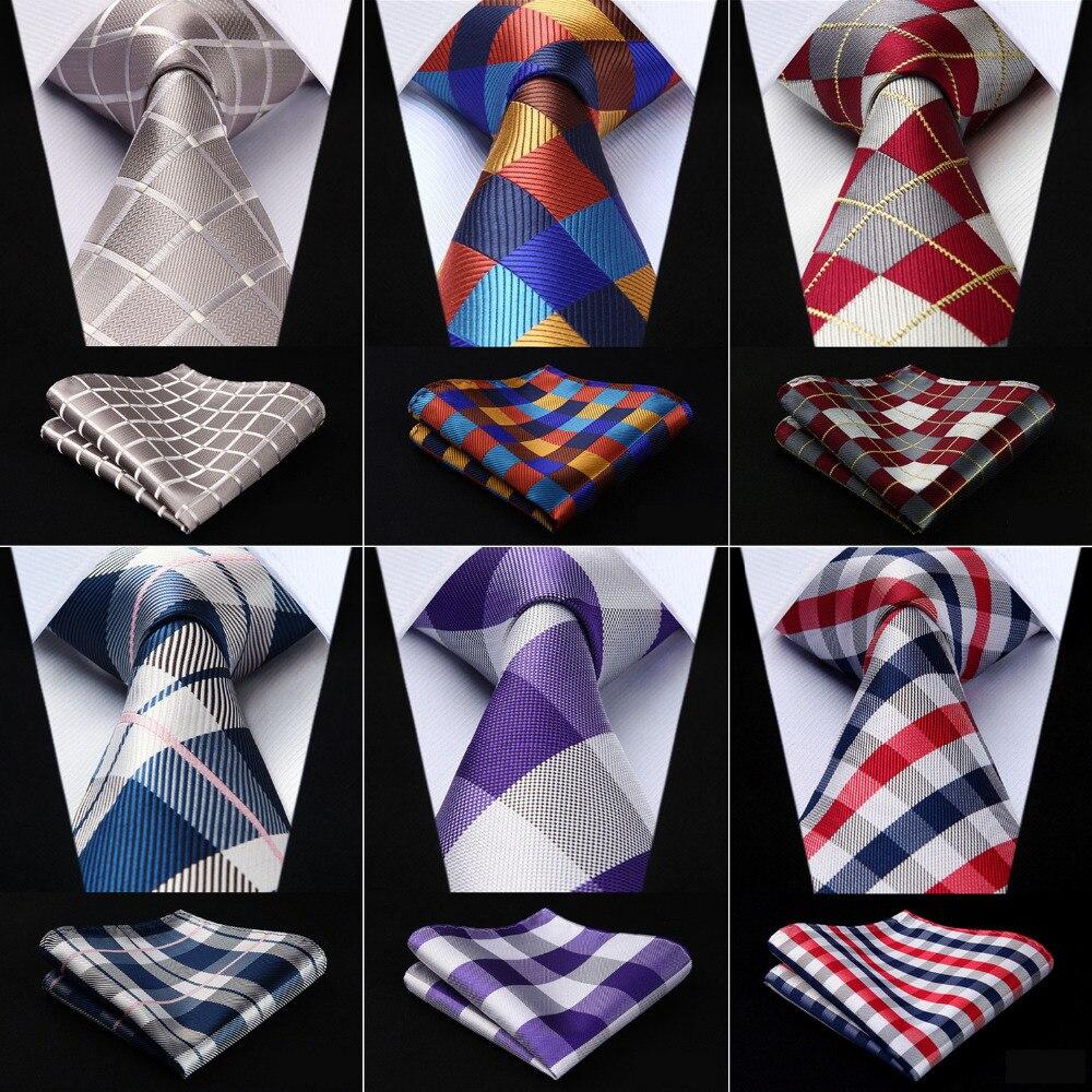 Männer Extra Lange Krawatte Überprüfen 3,4