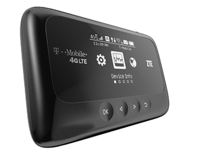 4G LTE Hotspot ZTE Z915 MF915 band2/b4/b12/b17 mobile router