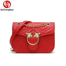 купить Shoulder Bag for Women Messenger Bags Ladies Retro PU Leather Handbag Purse with Tassels Female Crossbody Bag дешево