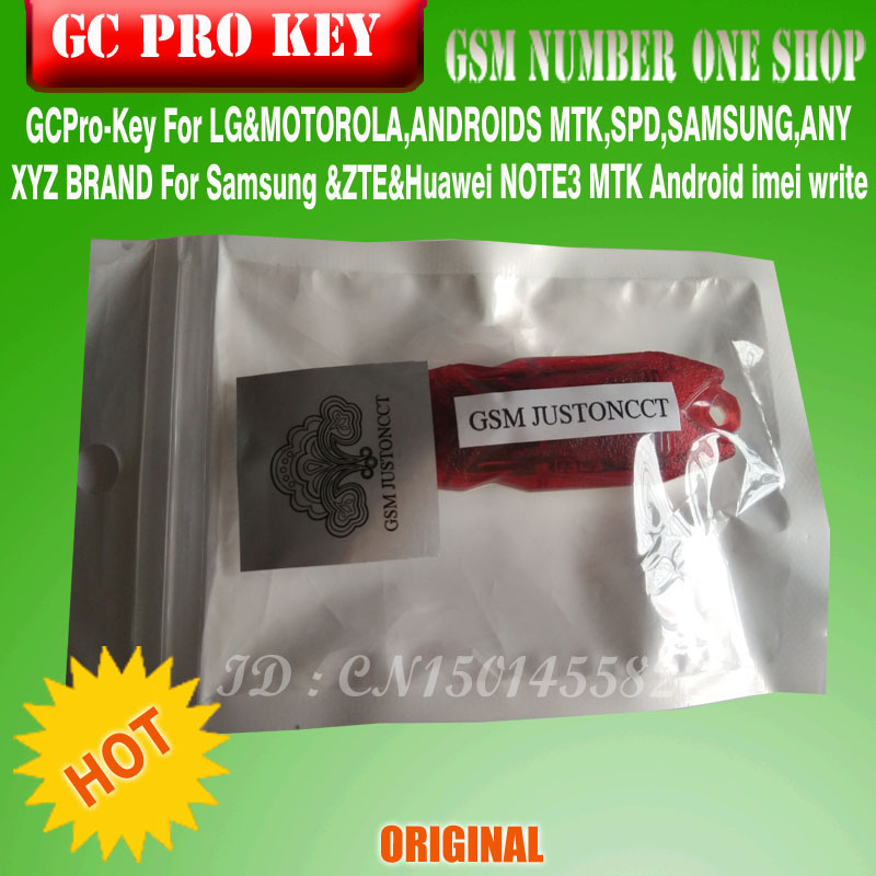 Image 5 - gsmjustoncct  2019 The ORIGINAL Newest  GC pro key / GC PRO DONGLE from gpg team work first MTK phone-in Communications Parts from Cellphones & Telecommunications