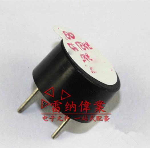 10 шт., 3 В, сигнал звонка активность зуммер, 12 мм * 9,5 мм, электронные компоненты новый оригинальный Бесплатная доставка