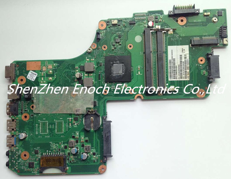 все цены на  V000325090 For Toshiba Satellite C50D C55D Laptop Motherboard Integrated 6050A2556901-MB-A02 stock No.999  онлайн