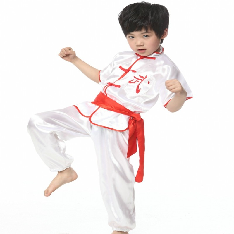 Wholesale Chinese Traditional Wushu Costume Drum Kung Fu Uniform Clothes Martial Arts Uniform Chinese Warrior Costume Exercise