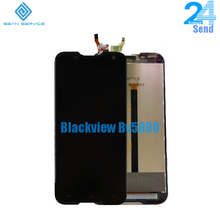 For 100% Original Blackview BV5000 LCD Display+Touch Screen