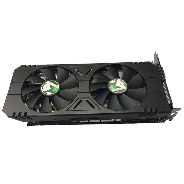 GPU Card MAXSUN RX 570 4G graphics cards 7000MHz GDDR5 256bits HDMI+DVI+DP*3 PCI-X16 express3 2048units 14nm 150W 8pin for ETH 1
