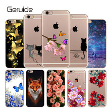 hot deal buy case on hayon 6 fundas silicone case for iphone 7 8 phone case for iphone 7 8 plus cover for iphone 6 6s plus 5 5s capa coque
