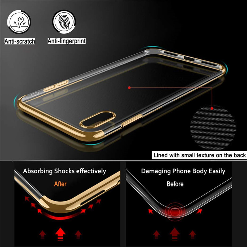 TPU Case For iPhone XS Max (7)