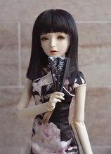 שרף BJD 65cm אלת Bailu/Taolu אופנה גוף 1/3 חמה bjd דוכן נוספת גבוהה העקב רגל HeHeBJD בובות