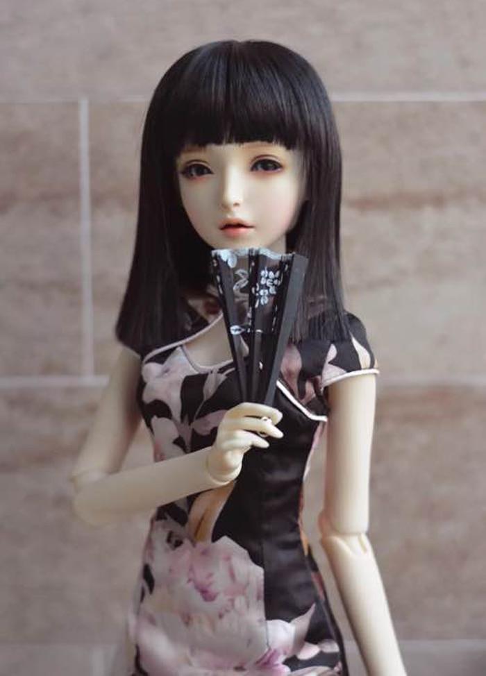 Resina bjd 65cm deusa bailu/taolu moda corpo 1/3 quente bjd suporte extra de salto alto pé hehebjd bonecasBonecas   -