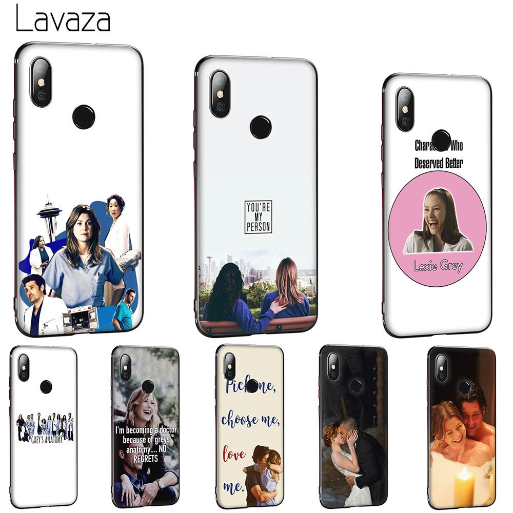 American Tv Greys Anatomy Nurse Doctor Pattern Case For Huawei Y7 Y6 Prime Y9 2018 Y5 Honor 8c 8x 8 9 10 Lite 7c 7x 6a 7a Pro Fitted Cases