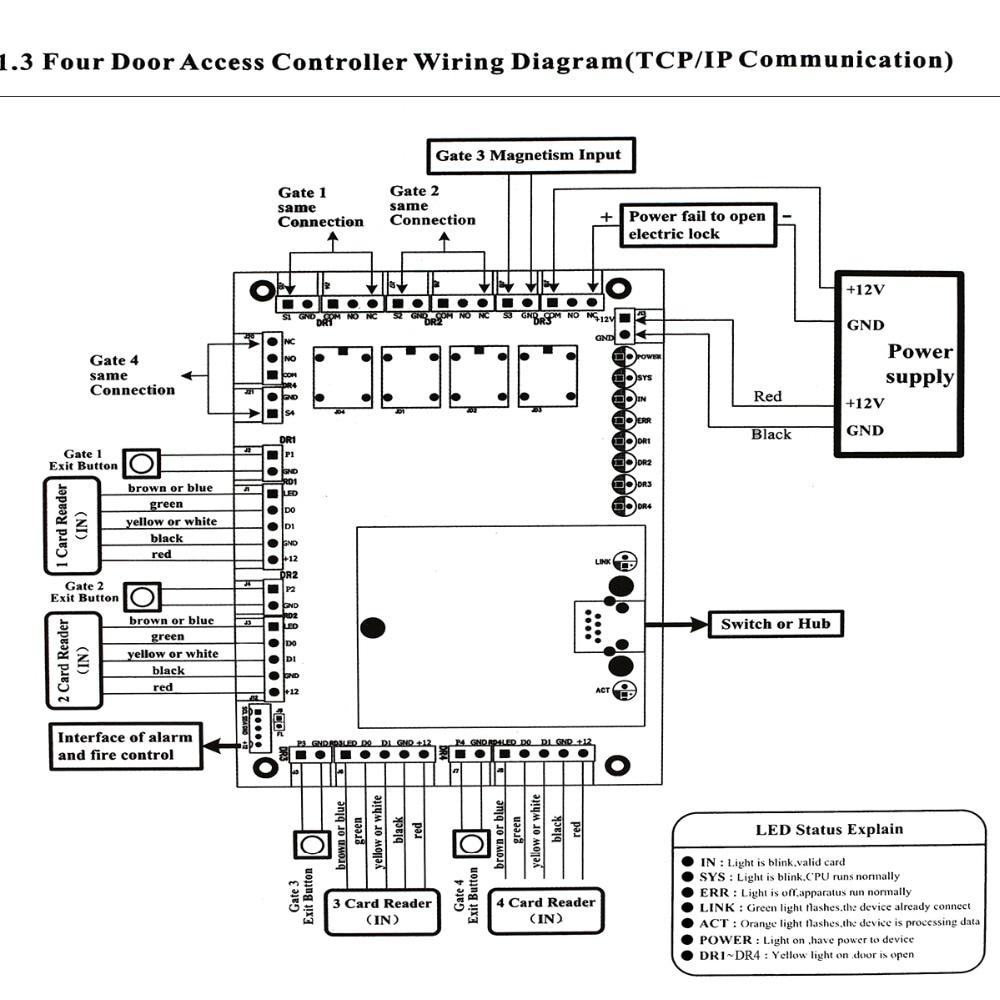 Wiegand Card Reader Wiring Diagram Auto Electrical Ford Diagrams U2022