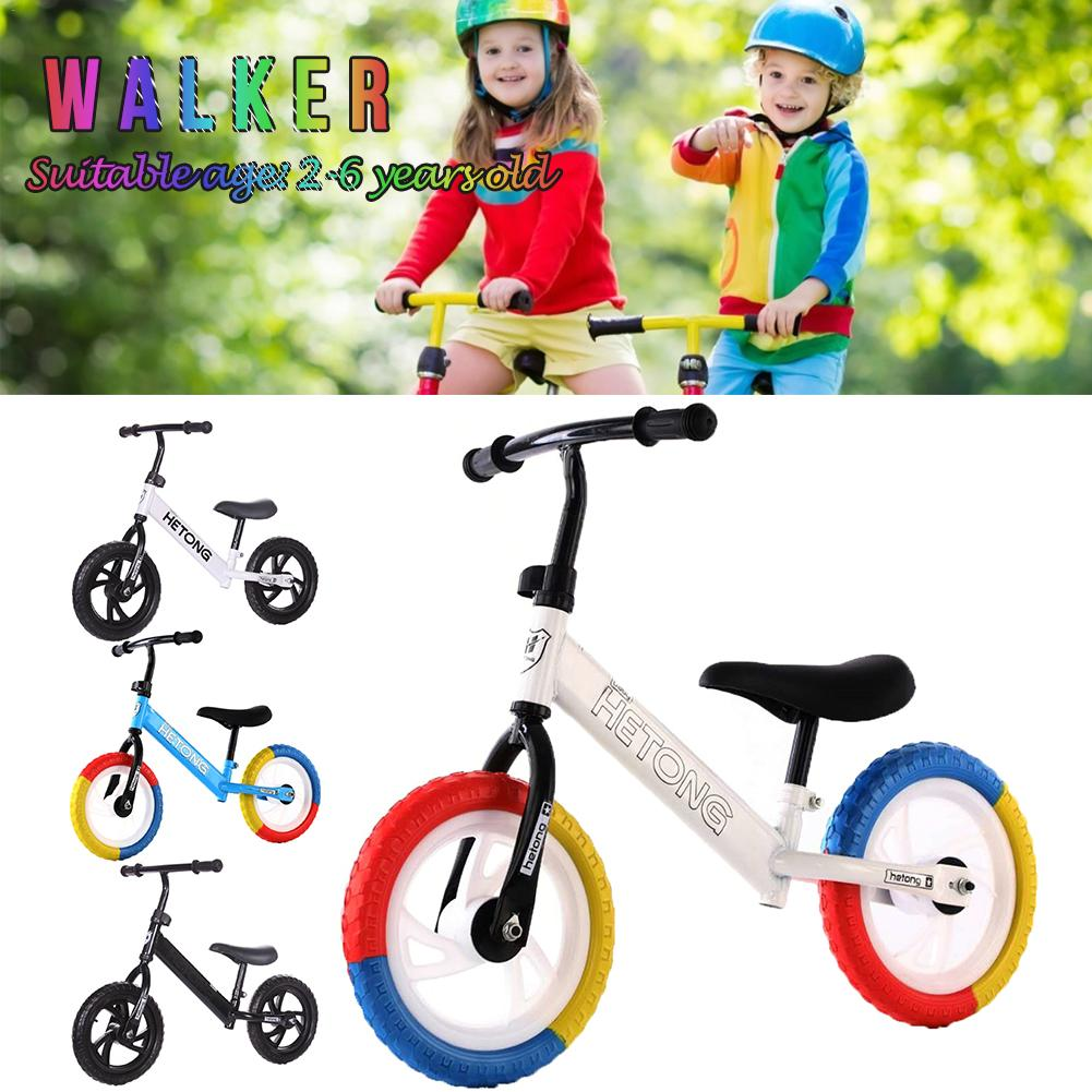 Children Balance Bike No Pedal Kid Ultralight Cycling Practice Driving Bike Two Wheels Walker Scooter Riding Toy For 2-6 YearsChildren Balance Bike No Pedal Kid Ultralight Cycling Practice Driving Bike Two Wheels Walker Scooter Riding Toy For 2-6 Years