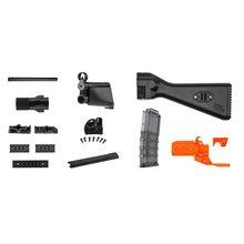 WORKER DIY Toy Guns High Strength Plastic MOD F10555 MP5A Rifle 3D Print Imitation Kit Compatible for Nerf STRYFE Modify Toys