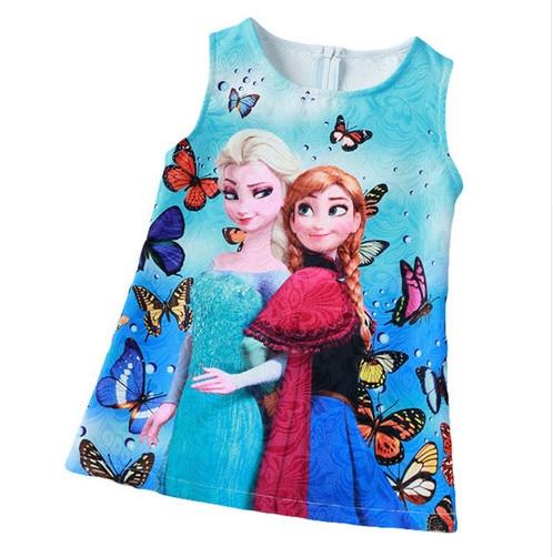 Samgami beebi 2018 kuummüük beebitüdrukute kleidid Anna Elsa Quuen lumekleitide tüdrukute jõulupidu Elsa pidulik kleit tüdrukute riided