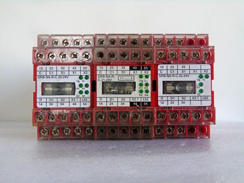 The relay SRB-NA-R-C.21-24V new original & in stock
