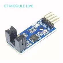 (5 pcs)High Quality 4 PIN Infrared Speed Sensor Module For Arduino/51/AVR/PIC 3.3V-5V