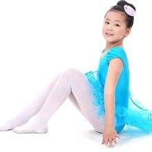 New new criança meninas dancewear ballet dress tranning leotard da dança da saia tutu dress 4 tamanho novo