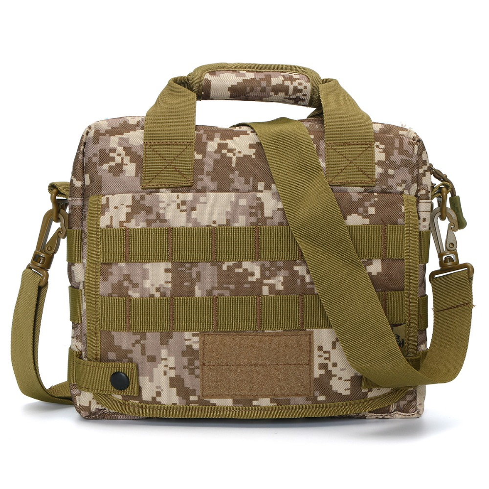 Helpful Waterproof Nylon Tactical Mens Messenger Bag Military Backpack Rucksack Cross Body Shoulder Handbag Bag Outdoor Travel Bags Camping & Hiking