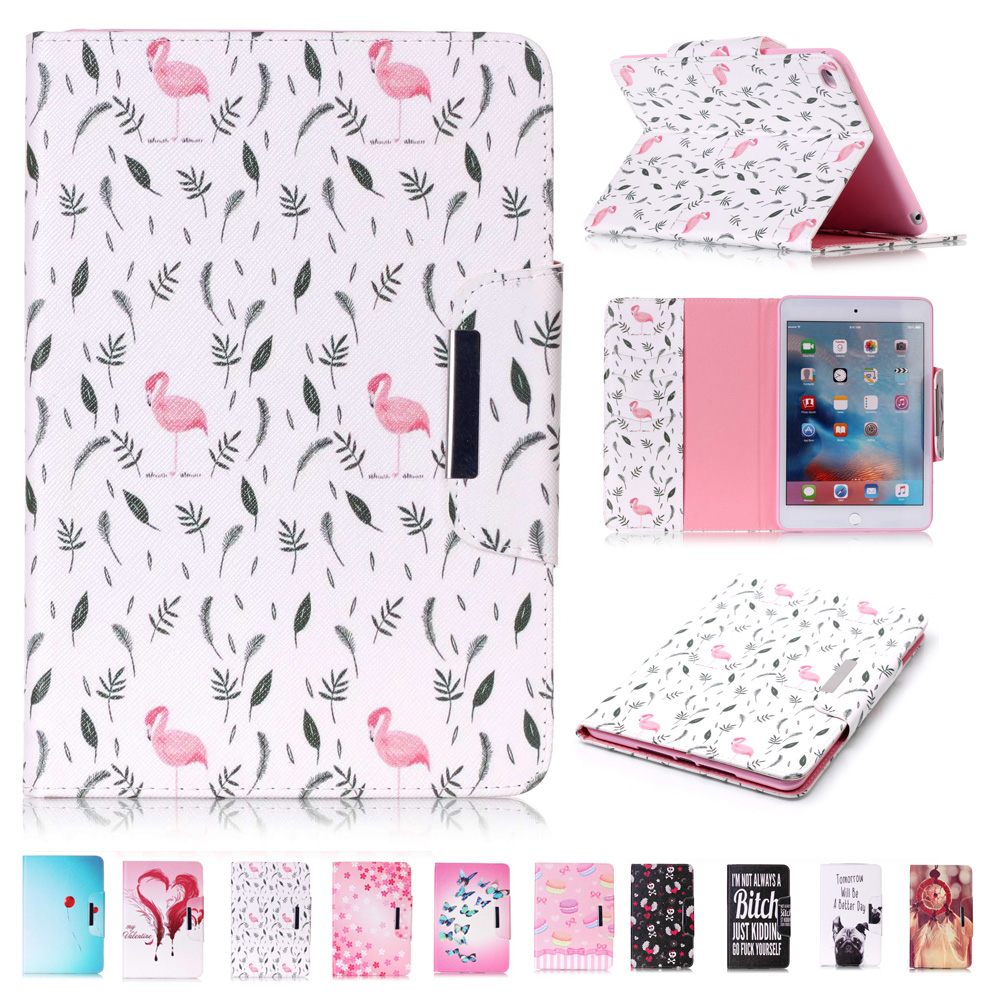 For iPad Air 2 Case Cover Cute Bird PU Leather Flip Folio Stand Magnetic Case Full Body Protective Cover for iPad Air 2 Coque 3s 11 1v 4a li ion lithium polymer battery charging protection board pcb 18650 charger module with protection