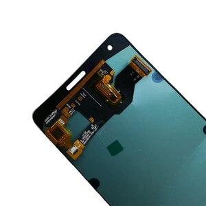 Image 5 - AMOLED Für Samsung Galaxy A7 2015 A700 A700F A700FD LCD Display Touchscreen Digitizer Montage Für Galaxy A7 2015 Telefon teile