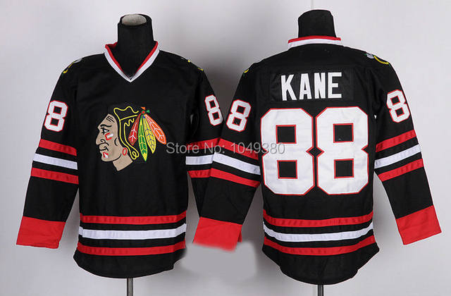 c0afa7cd1 Online Shop Wholesale Chicago Blackhawks #88 Patrick Kane Jersey Red ...