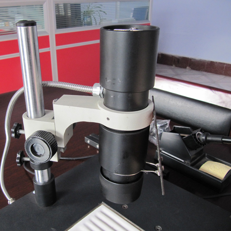 IRDA infrapuna-ümbertöötlemismasin, BGA SMD SMT lahtikombineeritav - Keevitusseadmed - Foto 6